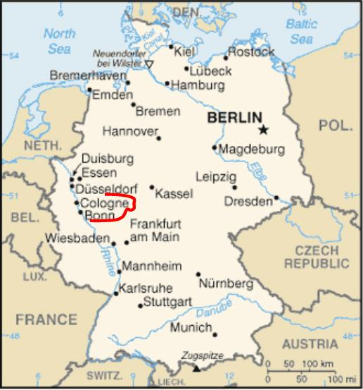 map of lahn tour