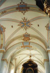 Inside church at Bilstein