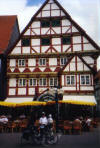 Another half-timbered building